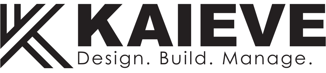 KAIEVE | Design. Build. Manage.